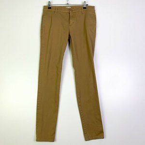 RVCA Men Nature X Industry Low Rise Chino Pants 28